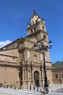 Kathedraal van Calahorra, zetel van het rooms-katholieke bisdom van Calahorra y La Calzada-Logroño.