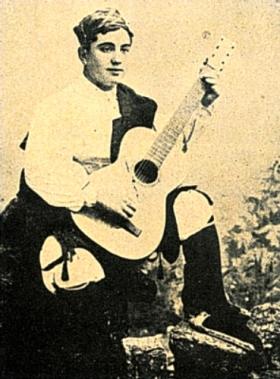 Muzikant met c achirulo