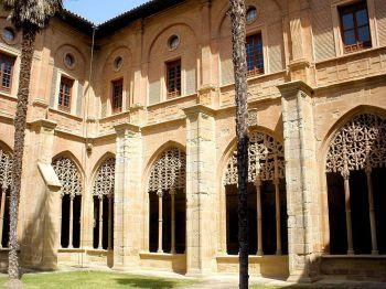 Klooster van Santa María de Real (Nájera).