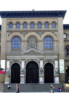 Universiteit van Zaragoza.