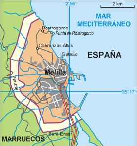Spaanse verhalen, Melilla