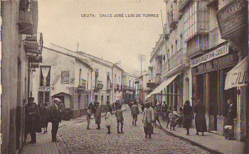 Spaanse Verhalen, Ceuta