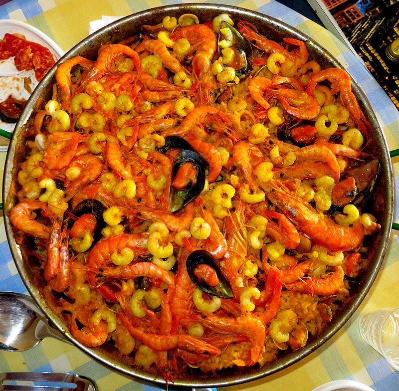 Paella Spaanse Verhalen