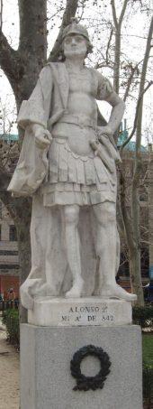Spaanse verhalen, Alfonso II