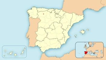 Spaanse Verhalen, Locatie León stad