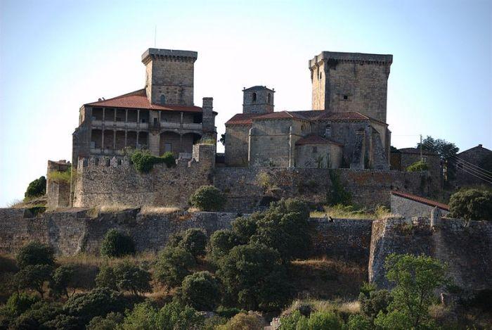 Spaanse verhalen, provincie Orense