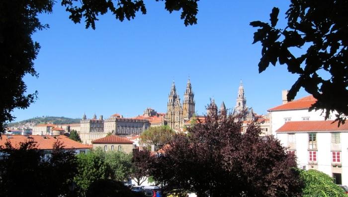 Spaanse verhalen, Santiago de Compostela