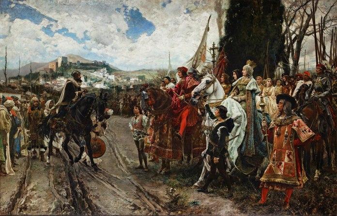 Spaanse Verhalen, Reconquista