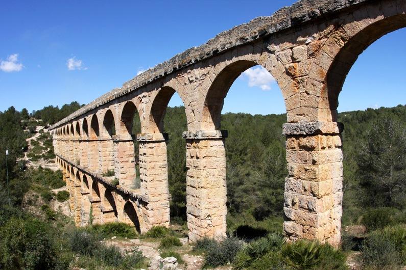 Afbeelding, Romeins aquaduct