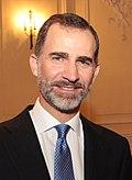 Portretfoto (kleur) Felipe VI