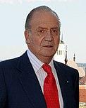 Portretfoto (kleur) Juan Carlos I